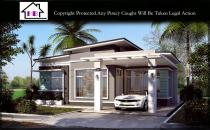 Proposed Bungalow In Kg Kasat