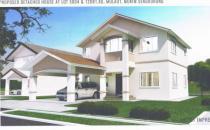 GOING TO BUILD 8 UNITS 2 STOREY DETACHED HOUSES AT KG MULAUT - KEKAL 300K TO 320K KEKAL