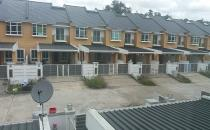 COMPLETED 16 UNITS TERRACE HOUSES KEKAL FROM 188k to 198k