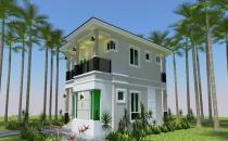 UNDER CONSTRUCTION 2 UNITS DETACHED HOUSE AT KG SALAR - 258K