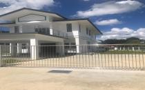Double Storey Detached House at Masin