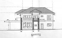 Proposed Double Storey Detached House at Lumapas
