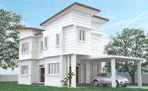 Proposed Double Storey Detached House at Kg Mulaut