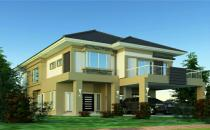 Proposed Double Storey Detached House at Mata-Mata