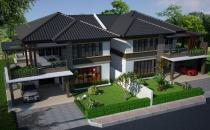 Proposed Double Storey Semi-Detched House at Manggis Dua