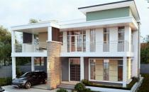 Proposed Double Storey Detched House at Jangsak