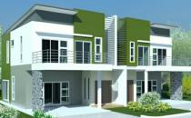 Proposed Double Storey Semi-Detched House at Jangsak