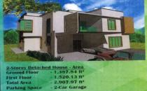 Jerudong detached house 398k