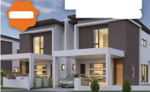 Proposed Double Storey Semi-Detched House at Bengkurong
