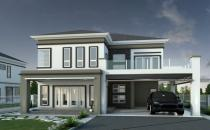 Proposed Double Storey Detached House at Subok