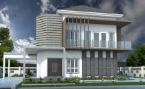 Proposed Double Storey Detached House at Mentiri