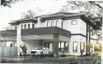 Tangjong Bunut UC Semi Detached 257k