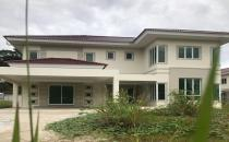 Double Storey Detached House at Kiarong