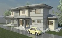 Proposed Double Storey Detached House at Beribi