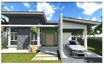 Lumapas single storey terrace bungalow 199k