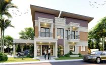 Double Storey Detached House at Tutong