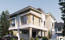Double Storey Semi-Detached House at Subok