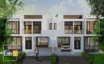Double Storey Semi-Detached House at Mentiri