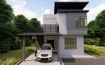 Double Storey Detached House at Selayun