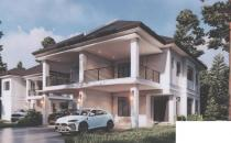 Double Storey Semi-Detached House at Rimba