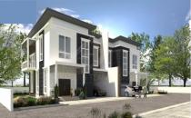 Proposed Double Storey Semi-Detached House at Lumapas
