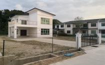 Double Storey Detached House at Sungai Tampoi