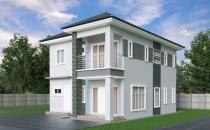 Proposed Double Storey Detached House at Bengkurong