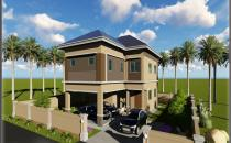 Proposed Double Storey Detached House at Tg Nangka