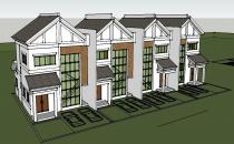 Proposed Double Storey Terrace House at Kilanas