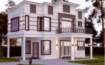 Proposed Double Storey Detached House at Bebatik