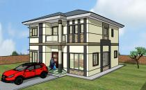 Proposed Double Storey Detached House at Junjongan