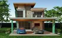 Proposed Double Storey Detached House at Dadap