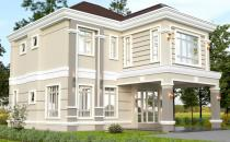 Proposed Double Storey Detached House at Tg Bunut (NDH 681)