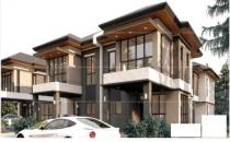 Proposed Double Storey Semi-Detached House at Mentiri