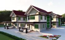 Proposed Double Storey Detached House at Lumut
