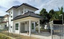 Double Storey Detached House at Serasa