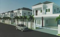 Proposed Double Storey Detached House at Tutong