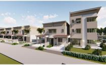Proposed Three Storey Terrace House at Sg Akar