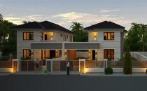 Double Storey Linked House at Tg Nangka (NLH 44)