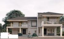 Double Storey Semi-Detached House at Jerudong (NSD 397 B)