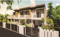 Double Storey Terrace House at Dadap (NTH 218)