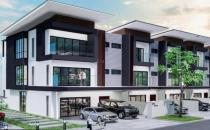 Three Storey Terrace House at Selayun (NTH 226)