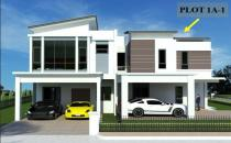 Double Storey Cluster House at Kilanas (NCH 01 (1A-1))
