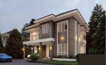 Double Storey Detached House at Salambigar (NDH 735)