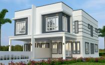 Double Storey Semi-Detached House at Bebatik (NSD 357)