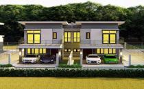 Double Storey Semi-Detached House at Sungai Liang (NSD 404)