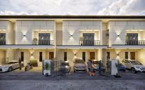 Double Storey Terrace House at Katok (NTH 232)