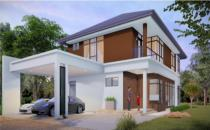 Double Storey Detached House in Sengkurong (NDH 752-A)