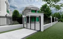Double Storey Detached House at Bengkurong (NDH 750)