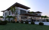 Double Storey Linked House at Subok (NLH 46)
